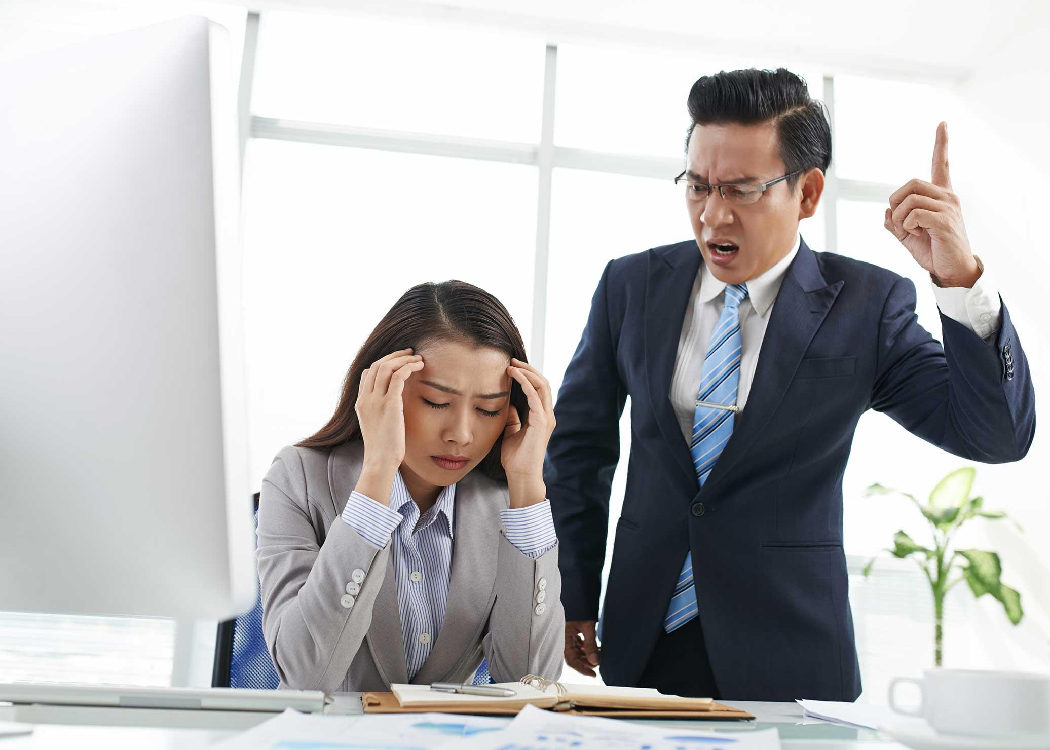 8 signs of a bad boss | Robert Half
